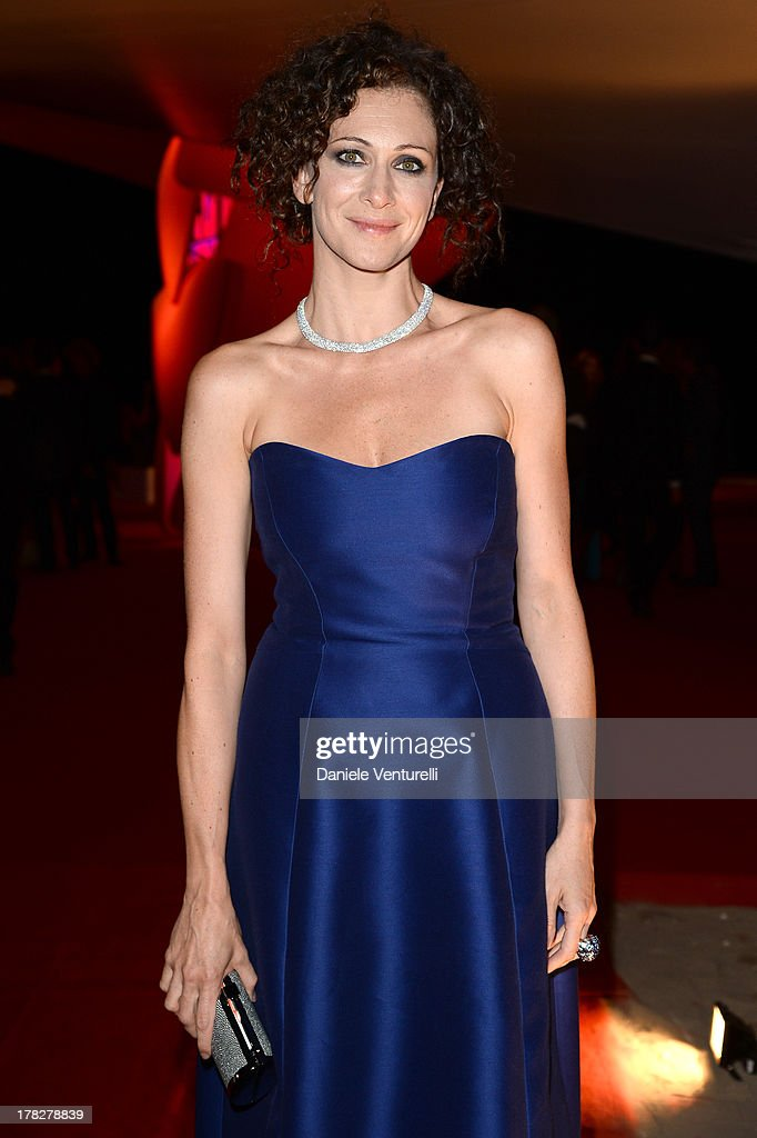 Jury member Kseniya Rappoport attends the Opening Ceremony during The 70th Venice International Film Festival on August 28, 2013 in Venice, Italy.