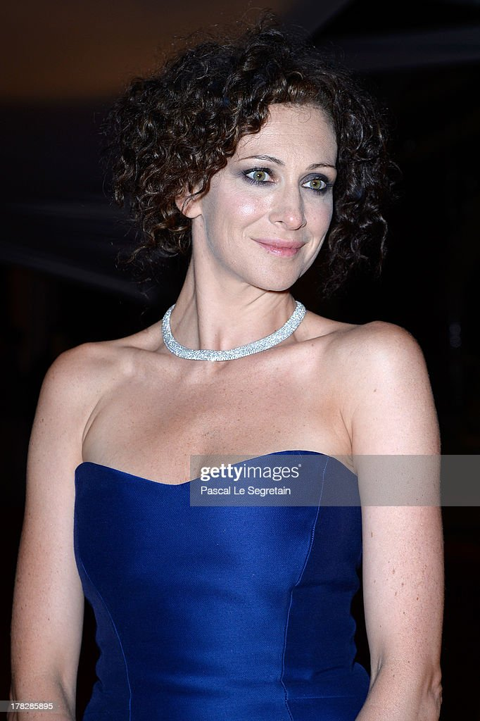 Jury member Kseniya Rappoport attends the Opening Dinner Arrivals during the 70th Venice International Film Festival at the Hotel Excelsior on August 28, 2013 in Venice, Italy.