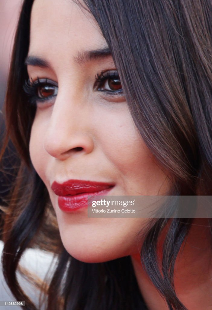 Jury member Leïla Bekhti attends the 'Mud' Premiere during the 65th Annual Cannes Film Festival at Palais des Festivals on May 26, 2012 in Cannes, France.