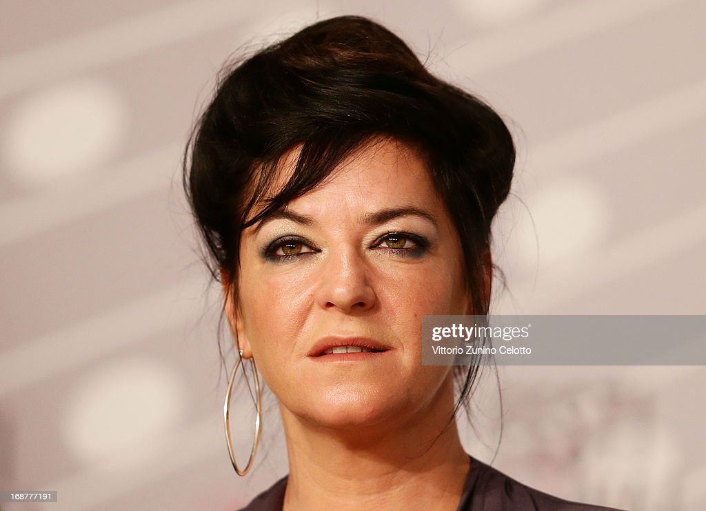 Jury member Lynne Ramsay attends the Jury Press Conference during the 66th Annual Cannes Film Festival at the Palais des Festivals on May 15 2013 in...