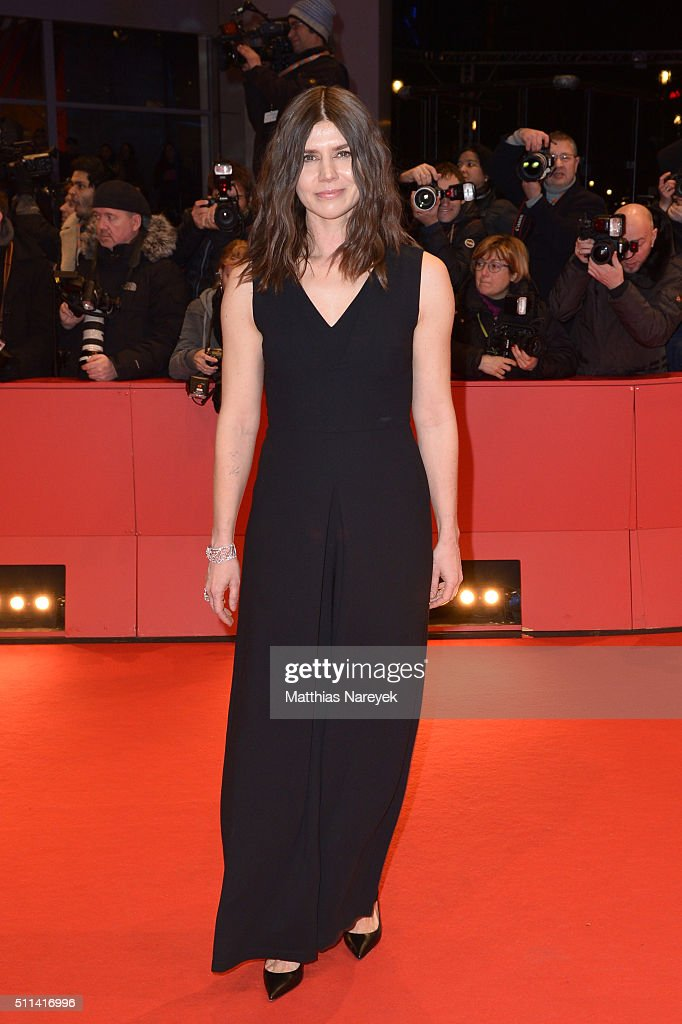 Jury member Malgorzata Szumowska attends the closing ceremony of the 66th Berlinale International Film Festival on February 20, 2016 in Berlin, Germany.