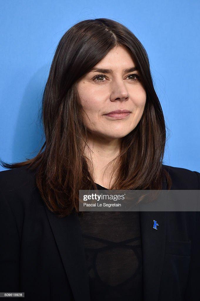 Jury member Malgorzata Szumowska attends the International Jury photo call during the 66th Berlinale International Film Festival Berlin at Grand Hyatt Hotel on February 11, 2016 in Berlin, Germany.
