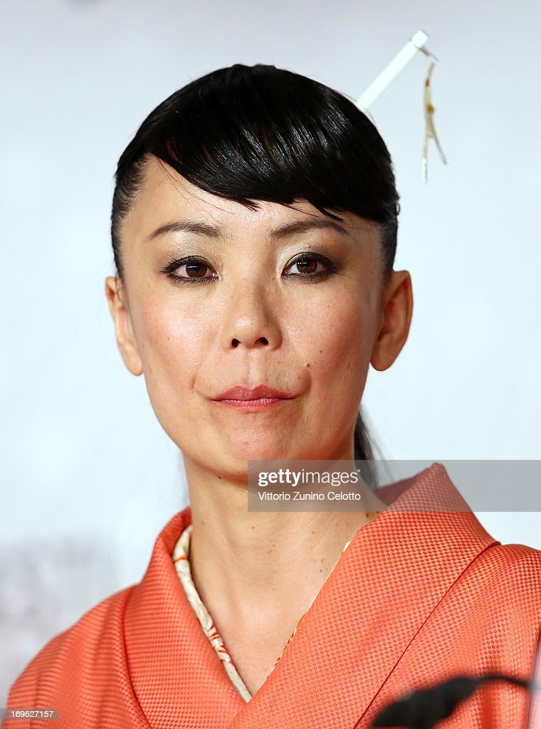 Jury member <a gi-track='captionPersonalityLinkClicked' href=/galleries/search?phrase=Naomi+Kawase&family=editorial&specificpeople=3267953 ng-click='$event.stopPropagation()'>Naomi Kawase</a> attends the Palme D'Or Winners Press Conference during the 66th Annual Cannes Film Festival at the Palais des Festivals on May 26, 2013 in Cannes, France.