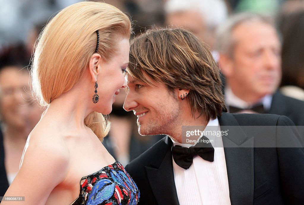Jury member Nicole Kidman (L) and Keith Urban attend 'Inside Llewyn Davis' Premiere during the 66th Annual Cannes Film Festival at Palais des Festivals on May 19, 2013 in Cannes, France.