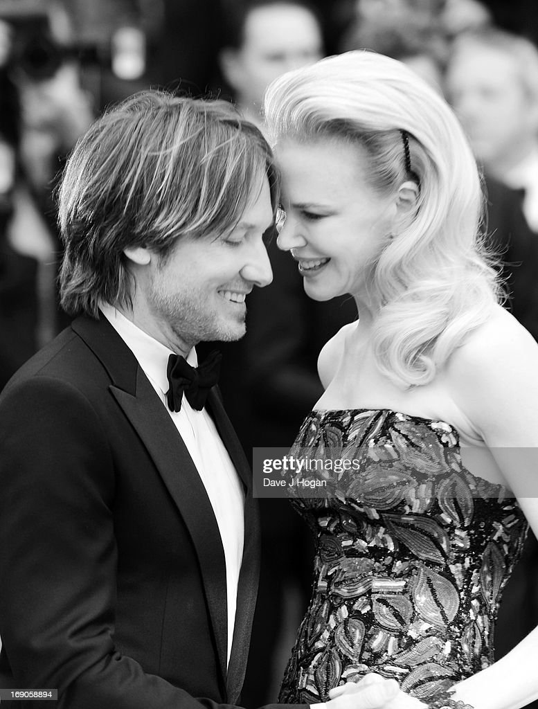 Jury member Nicole Kidman (R) and Keith Urban attend 'Inside Llewyn Davis' Premiere during the 66th Annual Cannes Film Festival at Palais des Festivals on May 19, 2013 in Cannes, France.