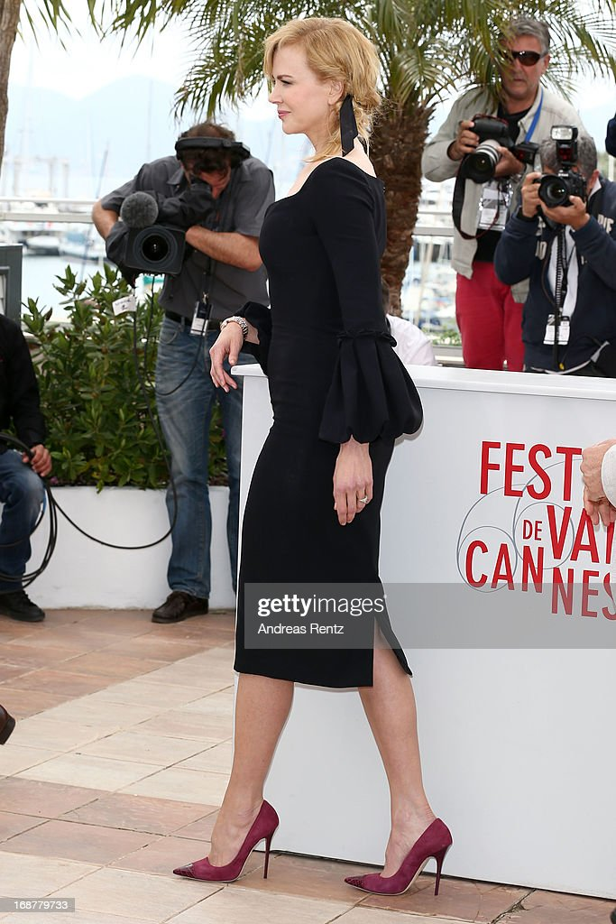 Jury member Nicole Kidman attend the Jury Photocall during the 66th Annual Cannes Film Festival at the Palais des Festivals on May 15, 2013 in Cannes, France.