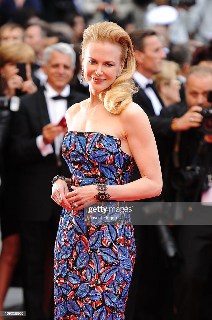 Jury member Nicole Kidman attends 'Inside Llewyn Davis' Premiere during the 66th Annual Cannes Film Festival at Palais des Festivals on May 19, 2013 in Cannes, France.
