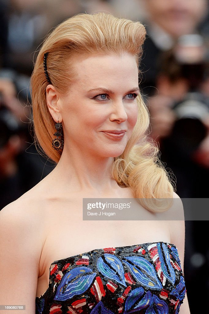 Jury member Nicole Kidman attends the 'Inside Llewyn Davis' Premiere during the 66th Annual Cannes Film Festival at Grand Theatre Lumiere on May 19...