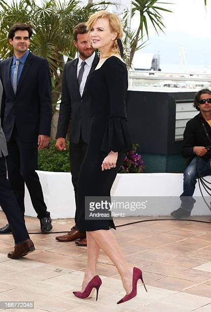 Jury member Nicole Kidman attends the Jury Photocall during the 66th Annual Cannes Film Festival at the Palais des Festivals on May 15 2013 in Cannes...