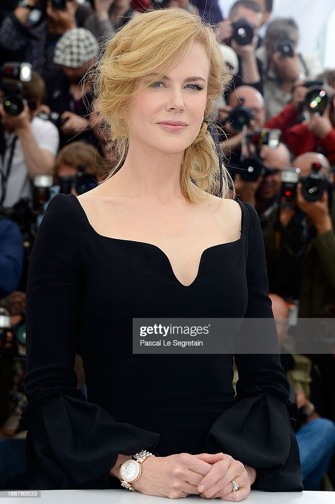 Jury member Nicole Kidman attends the Jury Photocall during the 66th Annual Cannes Film Festival at the Palais des Festivals on May 15, 2013 in Cannes, France.