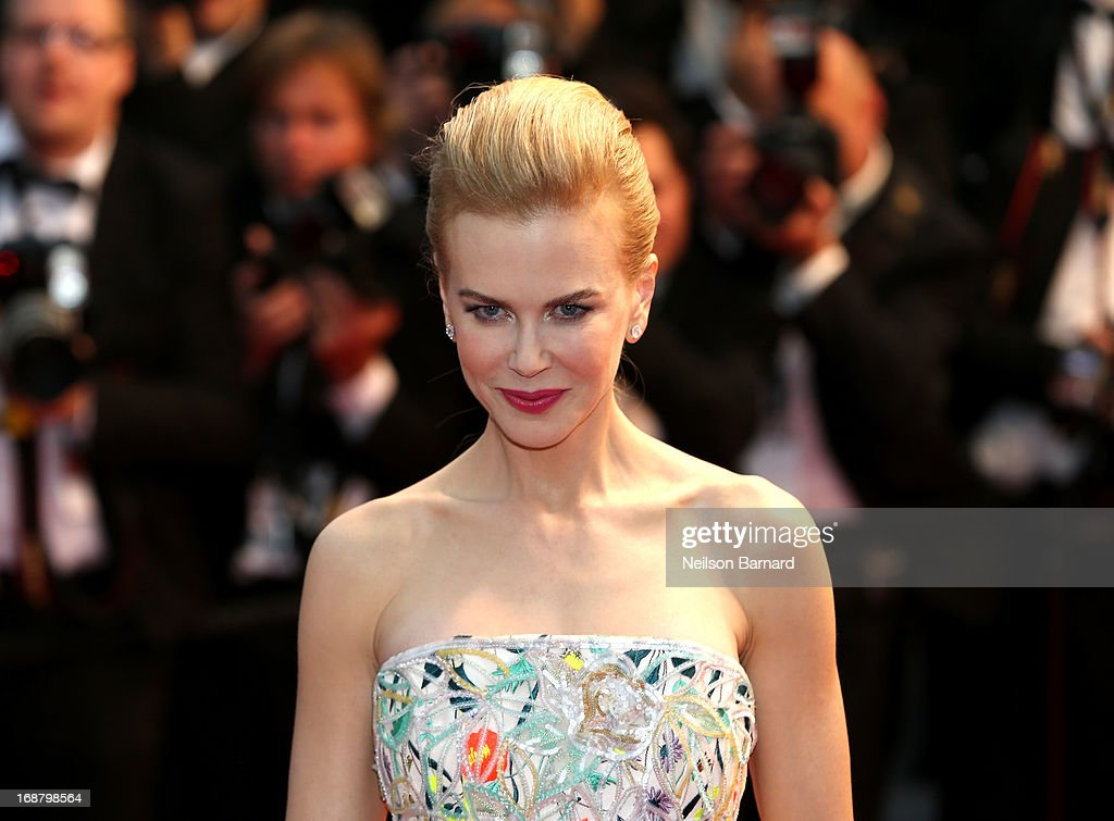 Jury member Nicole Kidman attends the Opening Ceremony and premiere of 'The Great Gatsby' during the 66th Annual Cannes Film Festival at Palais des Festivals on May 15, 2013 in Cannes, France.