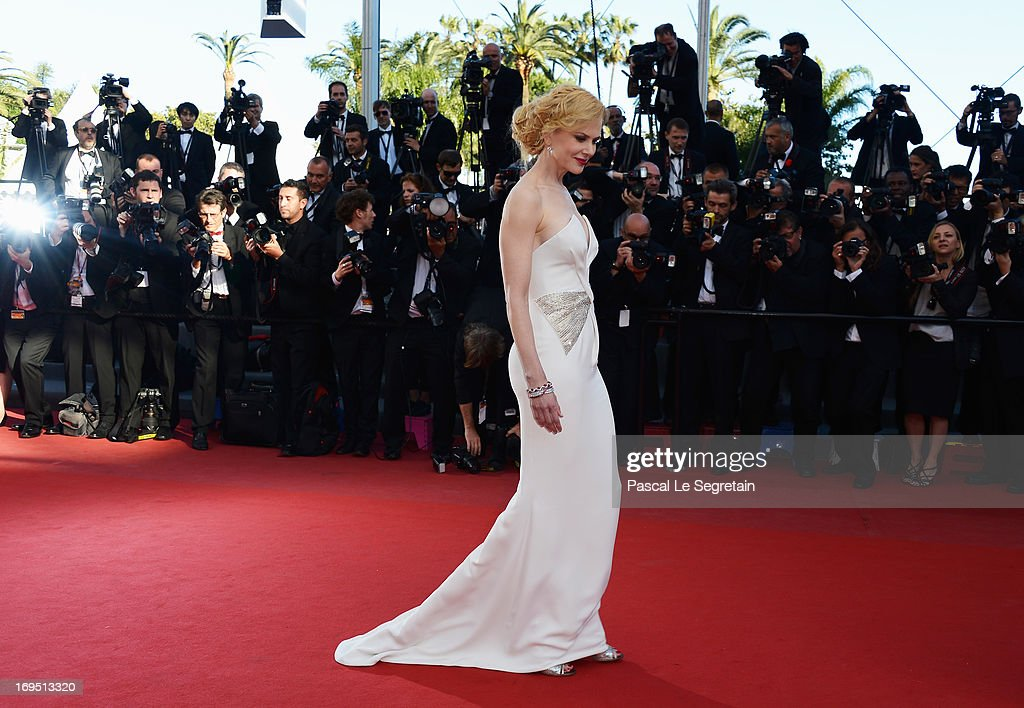 Jury member Nicole Kidman attends the 'Zulu' Premiere and Closing Ceremony during the 66th Annual Cannes Film Festival at the Palais des Festivals on May 26, 2013 in Cannes, France.