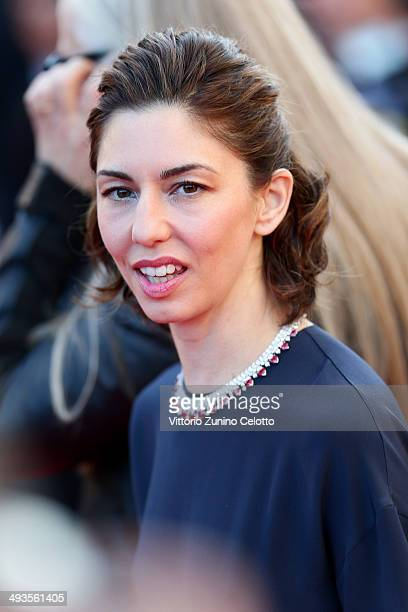 Jury member Sofia Coppola attends the Closing Ceremony and 'A Fistful of Dollars' screening during the 67th Annual Cannes Film Festival on May 24...