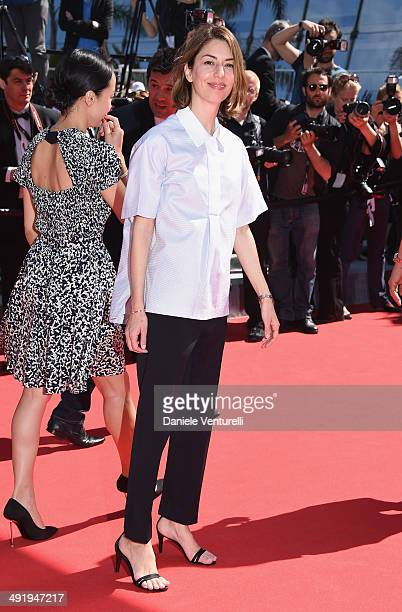 Jury member Sofia Coppola attends 'The Wonders' Premiere at the 67th Annual Cannes Film Festival on May 18 2014 in Cannes France