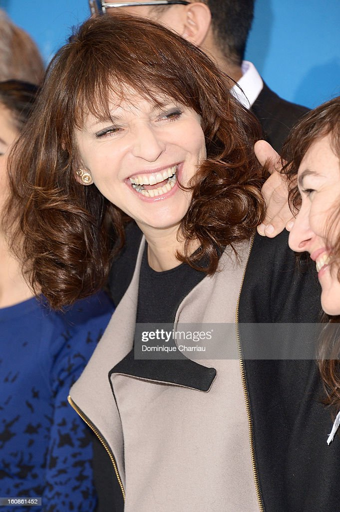 Jury member <a gi-track='captionPersonalityLinkClicked' href=/galleries/search?phrase=Susanne+Bier&family=editorial&specificpeople=240199 ng-click='$event.stopPropagation()'>Susanne Bier</a> attends the International Jury Photocall during the 63rd Berlinale International Film Festival at the Grand Hyatt on February 7, 2013 in Berlin, Germany.