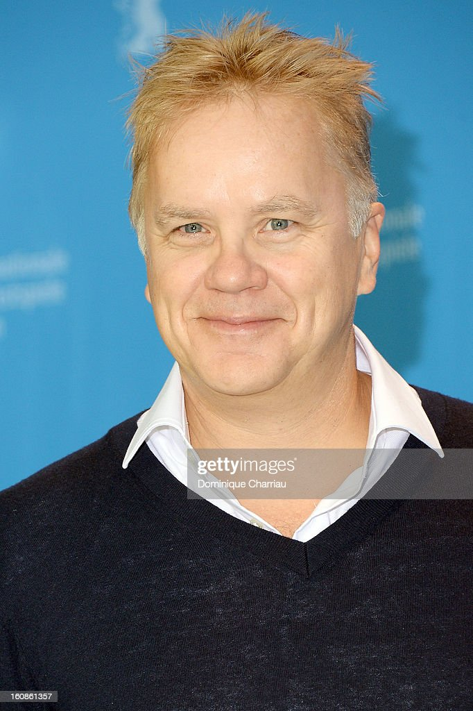 Jury member <a gi-track='captionPersonalityLinkClicked' href=/galleries/search?phrase=Tim+Robbins&family=editorial&specificpeople=182439 ng-click='$event.stopPropagation()'>Tim Robbins</a> attends the International Jury Photocall during the 63rd Berlinale International Film Festival at the Grand Hyatt on February 7, 2013 in Berlin, Germany.