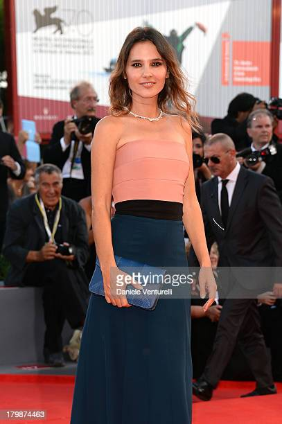 Jury member Virginie Ledoyen arrives at the closing ceremony of the 70th Venice International Film Festival at Palazzo del Cinema on September 7 2013...