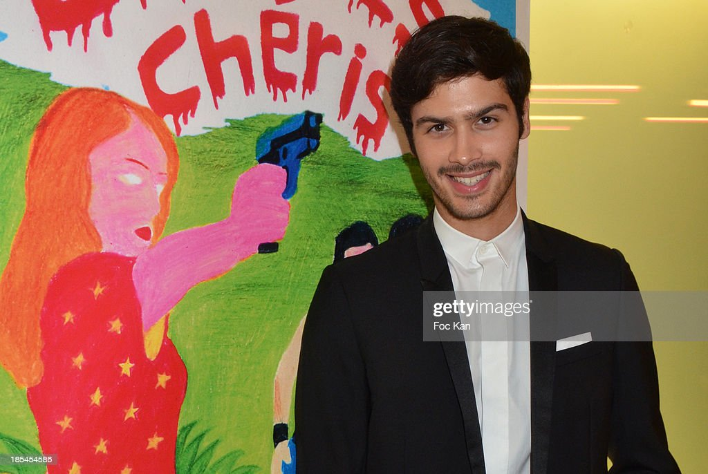 Jury member/comedian Jesse Raymond Lacroix attends the 'Cheries Cheris' Gay Lesbian Transexual 19th Film Festival Closing Ceremony At The Forum DesHalles on October 20, 2013 in Paris, France.