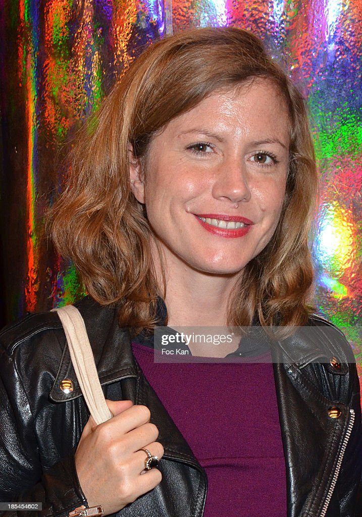 Jury member/comedian Oceane Rose Marie attends the 'Cheries Cheris' Gay Lesbian Transexual 19th Film Festival Closing Ceremony At The Forum DesHalles on October 20, 2013 in Paris, France.