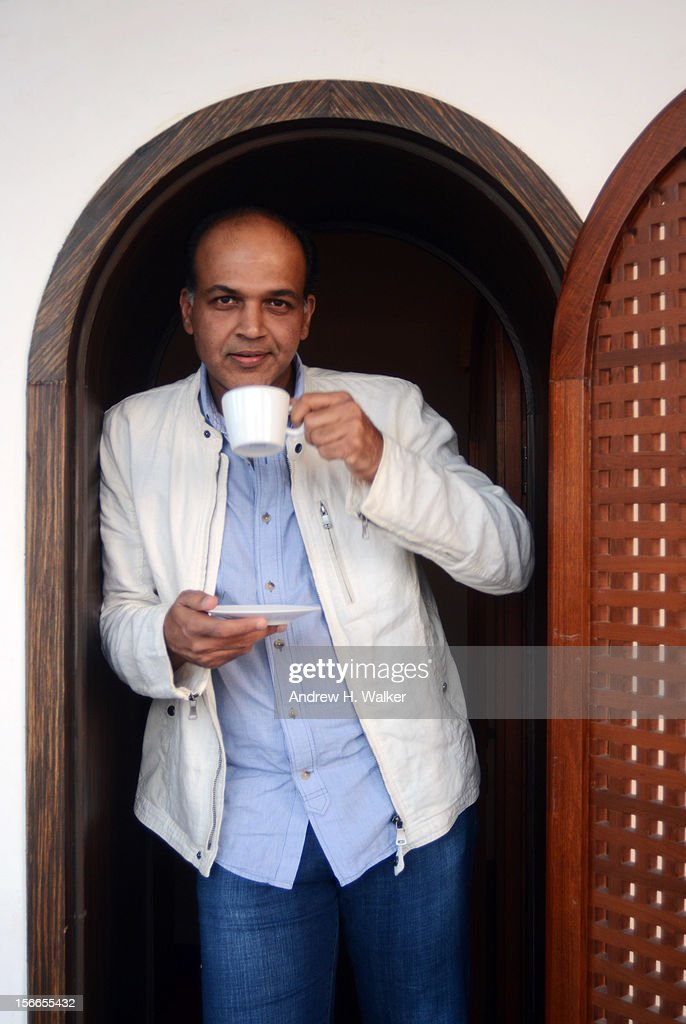 Jury member/filmmaker Ashutosh Gowariker poses for a portrait during the 2012 Doha Tribeca Film Festival at AL Najada Hotel on November 18, 2012 in Doha, Qatar.