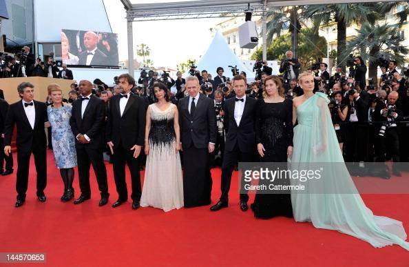 Jury members actress Diane Kruger actress Emmanuelle Devos actor Ewan McGregor fashion designer JeanPaul Gautie actress Hiam Abbass President of the...