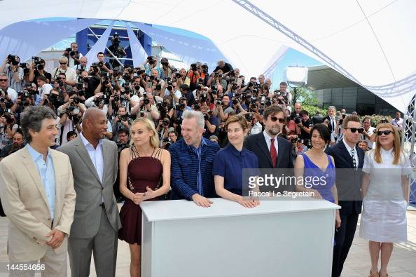 Jury members Director Alexander Payne director Raoul Peck Diane Kruger fashion designer JeanPaul Gautie actress Emmanuelle Devos President of the...