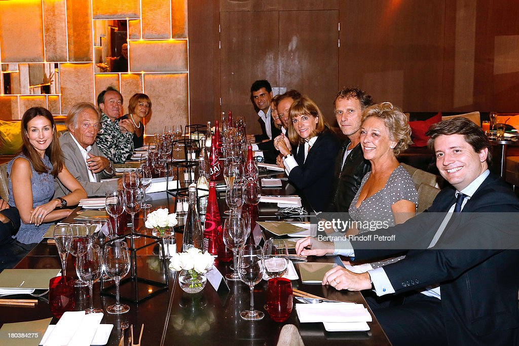 'Pershing Hall Price', Price Of The Cultural Personality Of The Year : Jury Lunch