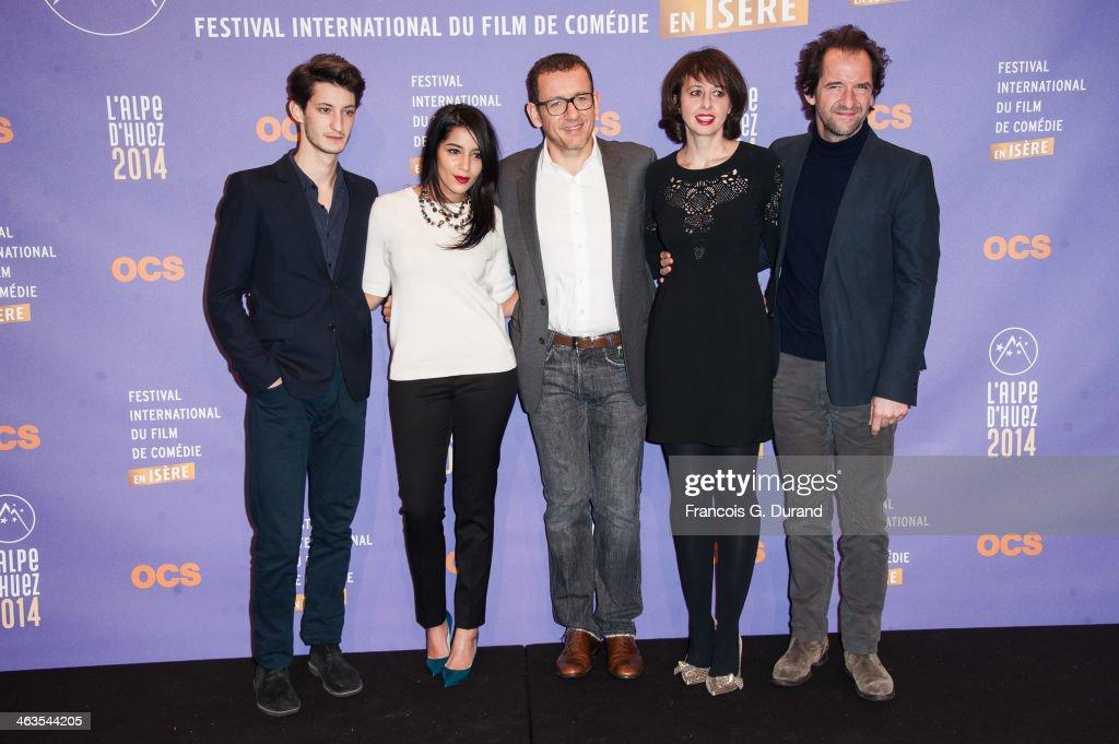 17th L'Alpe D'Huez International Comedy Film Festival : Closing Ceremony