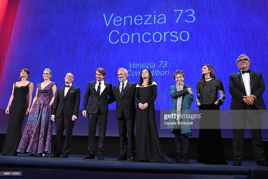 Opening Ceremony - Inside - 73rd Venice Film Festival