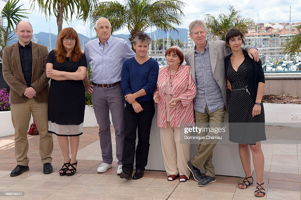 Jury Camera D'Or Photocall - The 66th Annual Cannes Film Festival