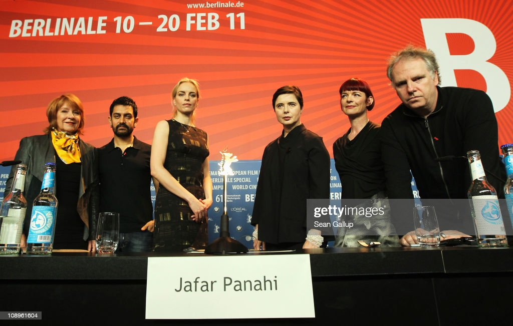 61st Berlin Film Festival - International Jury - Photocall