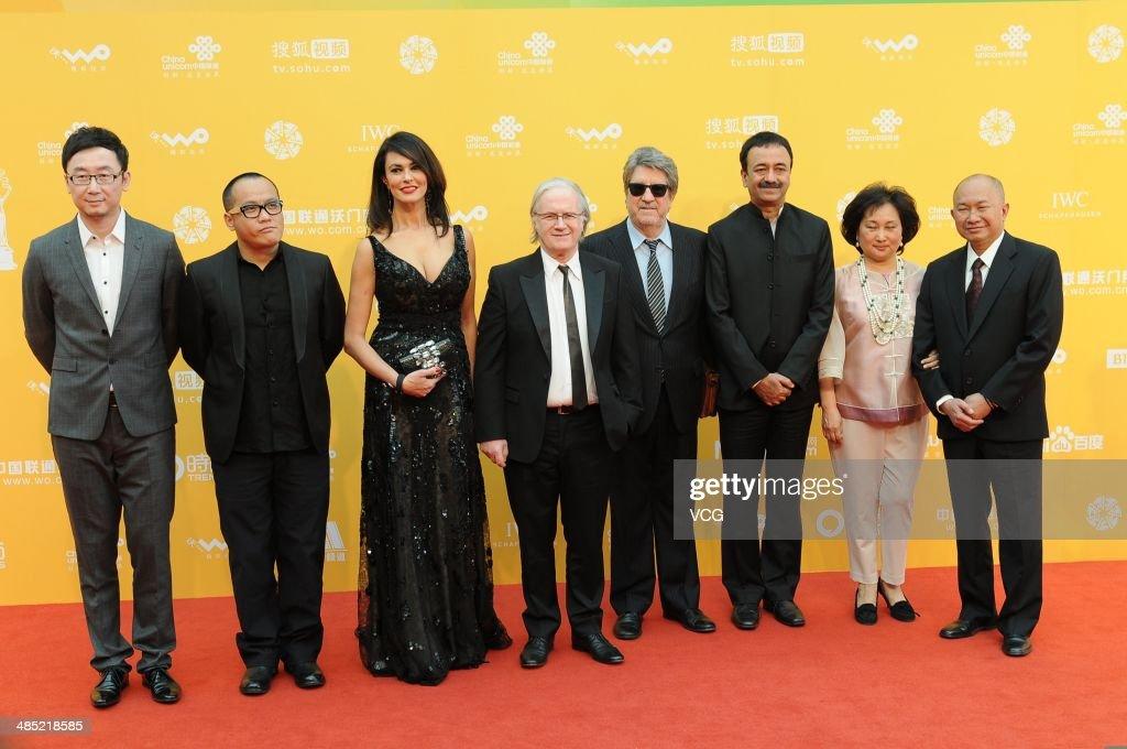 2014 Beijing International Film Festival - Red Carpet
