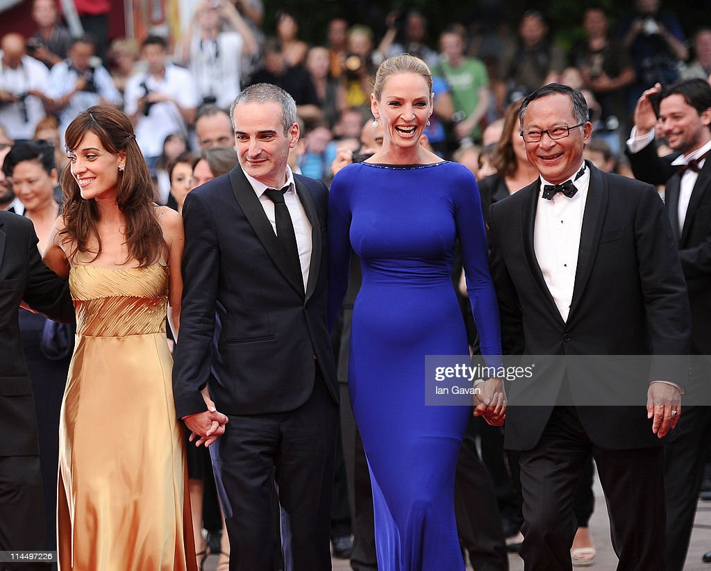 """Les Bien-Aimes"" Premiere And Closing Ceremony Arrivals - 64th Annual Cannes Film Festival"