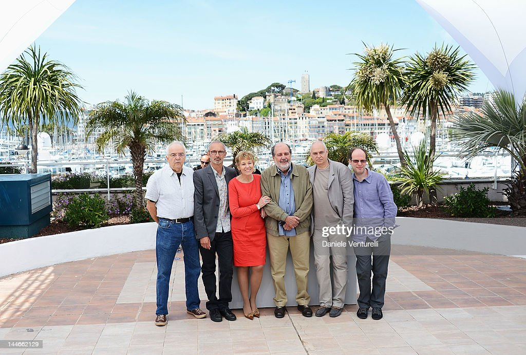 Jury Camera d'Or Photocall Photocall - 65th Annual Cannes Film Festival