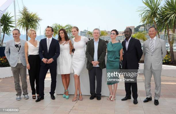 Jury members Olivier Assayas Linn Ullmann Jude Law Martina Gusman Uma Thurman President of the Jury Robert de Niro Nansun Shi Mahamat Saleh Haroun...