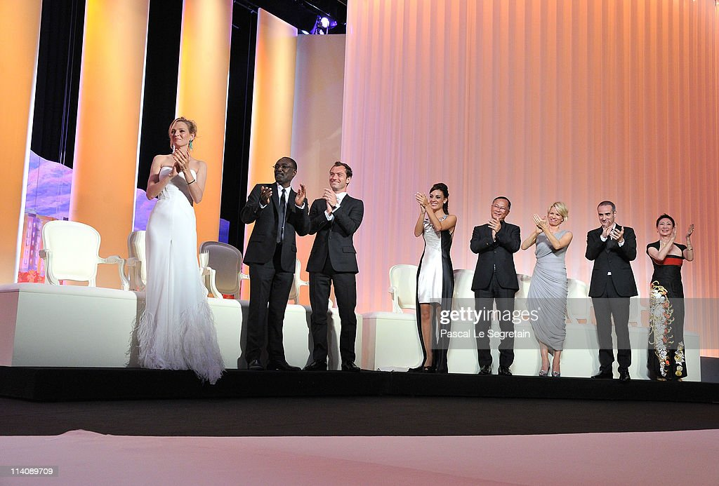 Opening Ceremony Inside - 64th Annual Cannes Film Festival