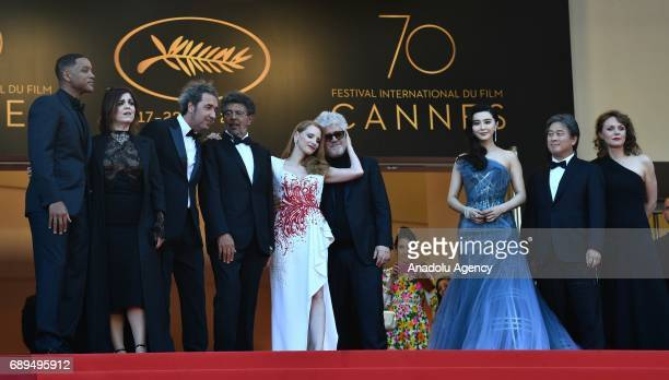 Jury members US actor Will Smith French actress Agnes Jaoui Italian director Paolo Sorrentino French composer Gabriel Yared US actress Jessica...