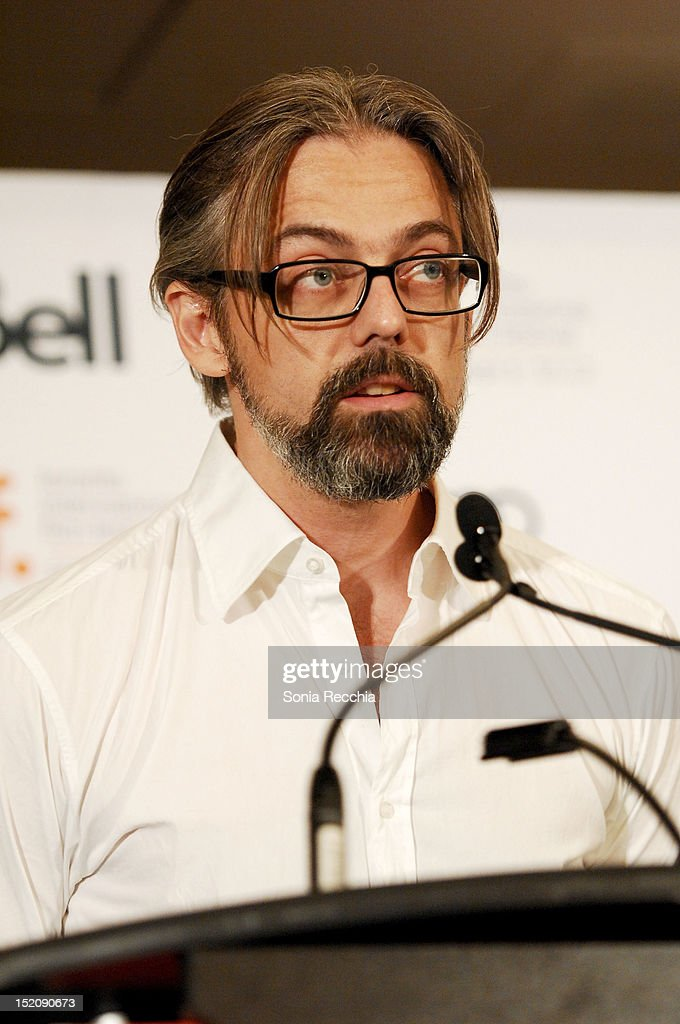 Jury memeber Jacob Neiiendam at the 37th Toronto International Film Festival Award Winner Ceremony held at the InterContinental Toronto Center Hotel on September 16, 2012 in Toronto, Canada.