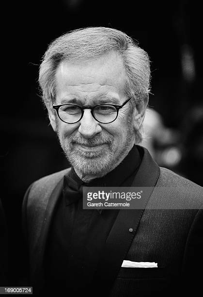 Jury President and Director Steven Spielberg attends 'Jimmy P ' Premiere during the 66th Annual Cannes Film Festival at Grand Theatre Lumiere on May...
