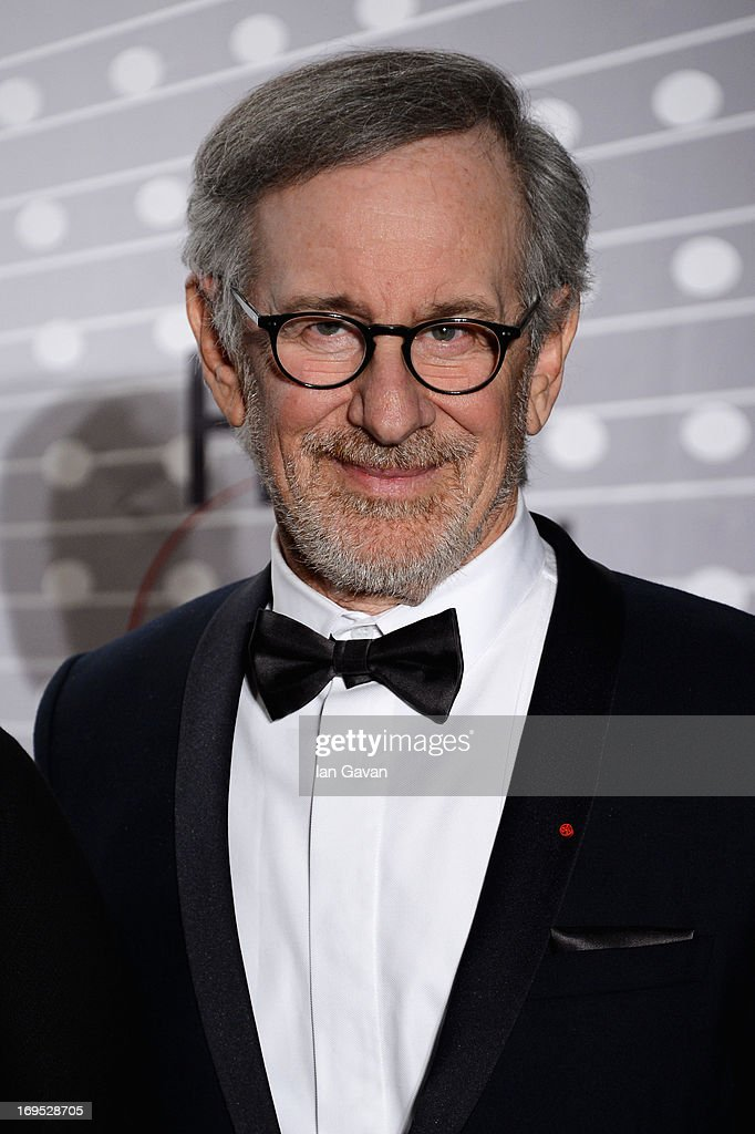 Jury President and director Steven Spielberg attends the Palme D'Or Winners dinner during The 66th Annual Cannes Film Festival at Agora on May 26, 2013 in Cannes, France.