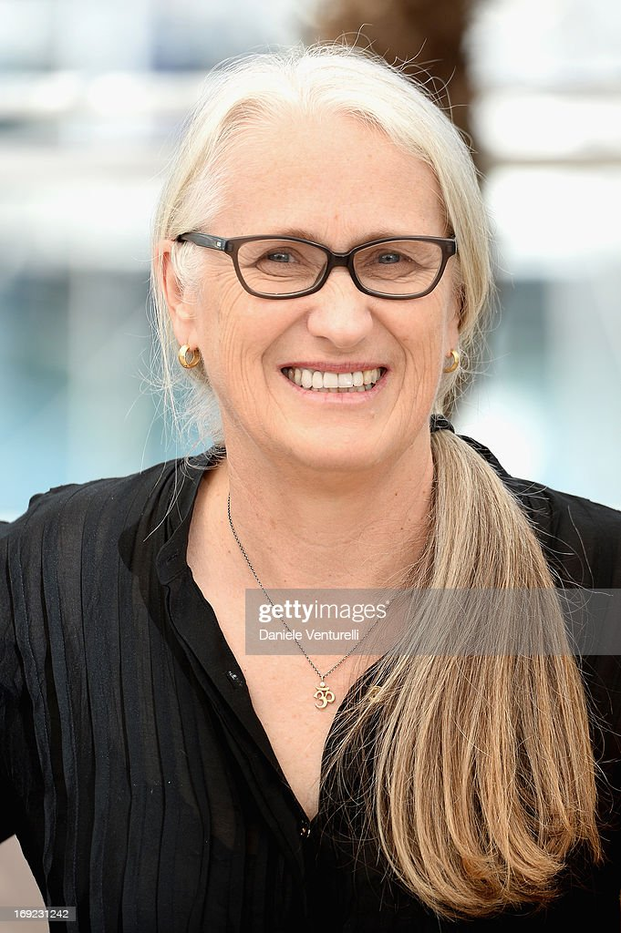 Jury president Jane Campion attends the photocall for the Jury Cinefondation at The 66th Annual Cannes Film Festival on May 22, 2013 in Cannes, France.
