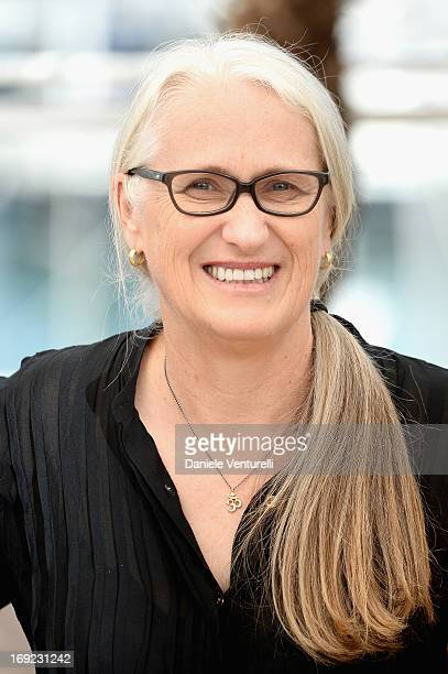 Jury president Jane Campion attends the photocall for the Jury Cinefondation at The 66th Annual Cannes Film Festival on May 22 2013 in Cannes France