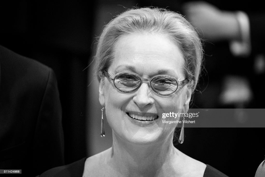 Jury president Meryl Streep attends the closing ceremony of the 66th Berlinale International Film Festival on February 20 2016 in Berlin Germany