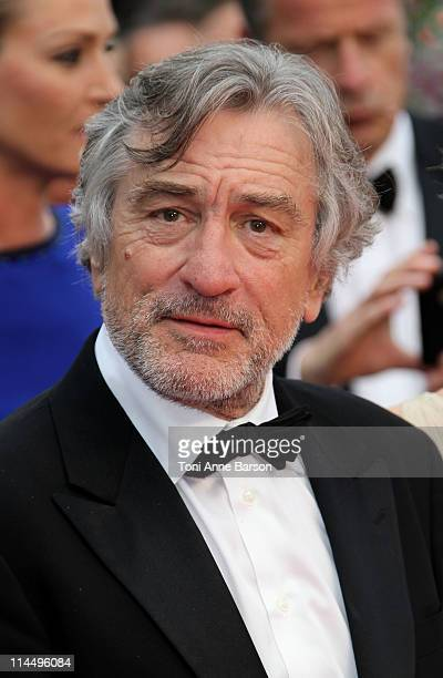 Jury President Robert De Niro attends the 'Les BienAimes' Premiere and Closing Ceremony during the 64th Annual Cannes Film Festival at the Palais des...