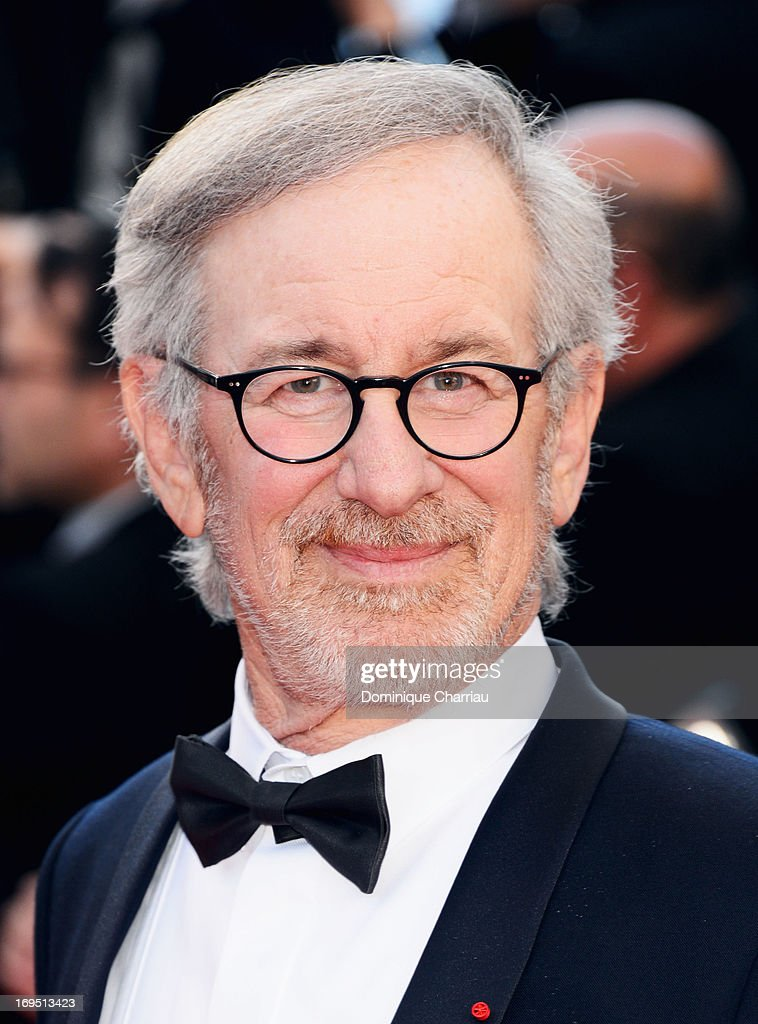 Jury president Steven Spielberg attends the Premiere of 'Zulu' and the Closing Ceremony of The 66th Annual Cannes Film Festival at Palais des Festivals on May 26, 2013 in Cannes, France.