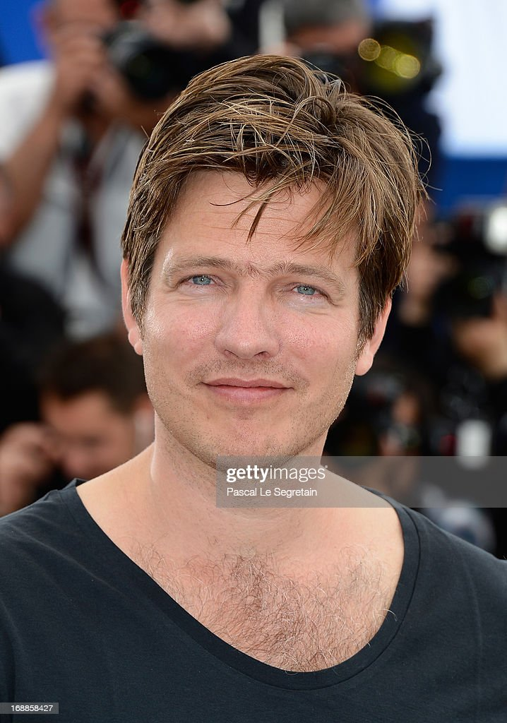 Jury President <a gi-track='captionPersonalityLinkClicked' href=/galleries/search?phrase=Thomas+Vinterberg&family=editorial&specificpeople=2247734 ng-click='$event.stopPropagation()'>Thomas Vinterberg</a> attends the Jury 'Un Certain Regard' Photocall during the 66th Annual Cannes Film Festival at the Palais des Festivals on May 16, 2013 in Cannes, France.