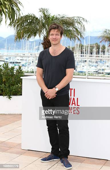 Jury President Thomas Vinterberg attends the Jury 'Un Certain Regard' Photocall during the 66th Annual Cannes Film Festival at the Palais des...