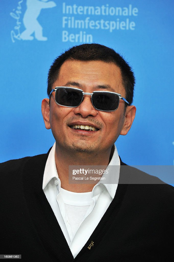 Jury President Wong Kar Wai attend the International Jury Photocall during the 63rd Berlinale International Film Festival at the Grand Hyatt on February 7, 2013 in Berlin, Germany.