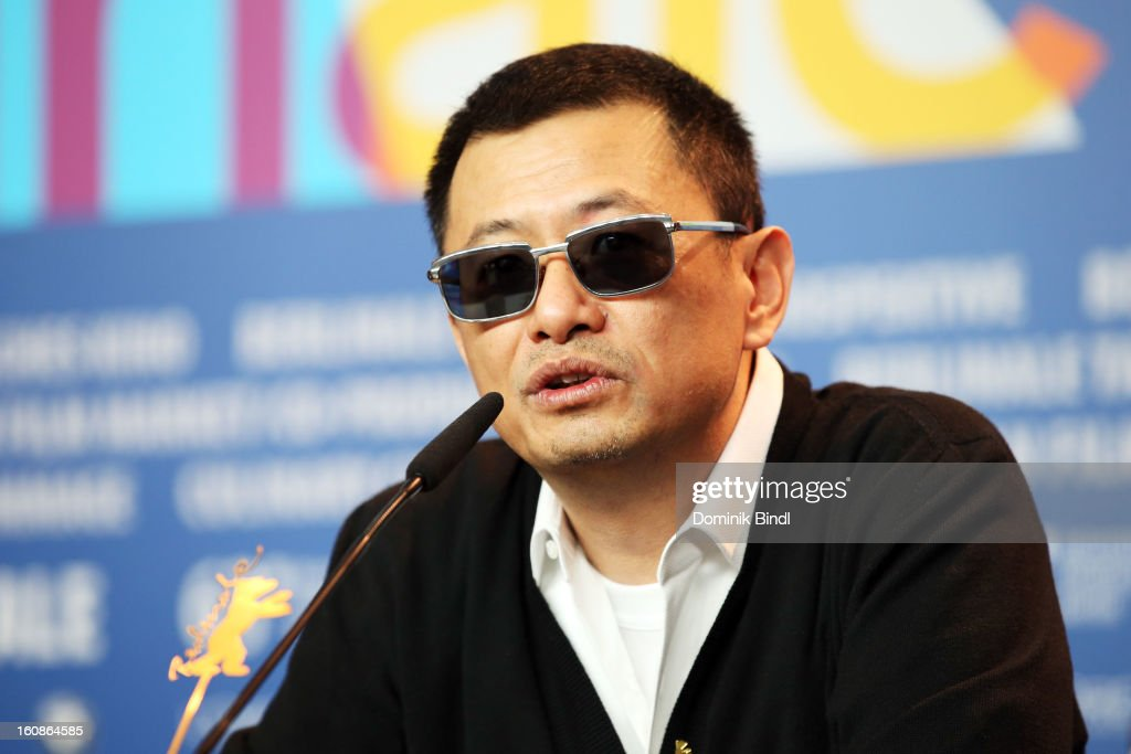 Jury President Wong Kar Wai attend the International Jury Press Conference during the 63rd Berlinale International Film Festival at the Grand Hyatt on February 7, 2013 in Berlin, Germany.