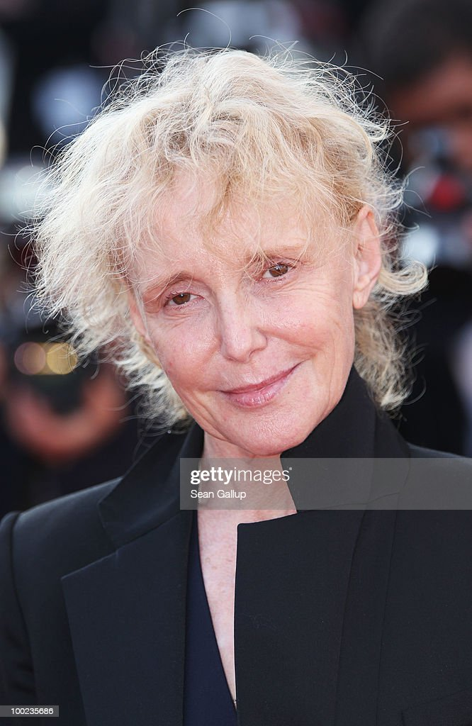Jury Un Certain Regard President Claire Denis attends the 'The Exodus - Burnt By The Sun' Premiere at the Palais des Festivals during the 63rd Annual Cannes Film Festival on May 22, 2010 in Cannes, France.
